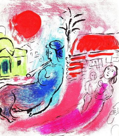 Exposition - Marc Chagall
